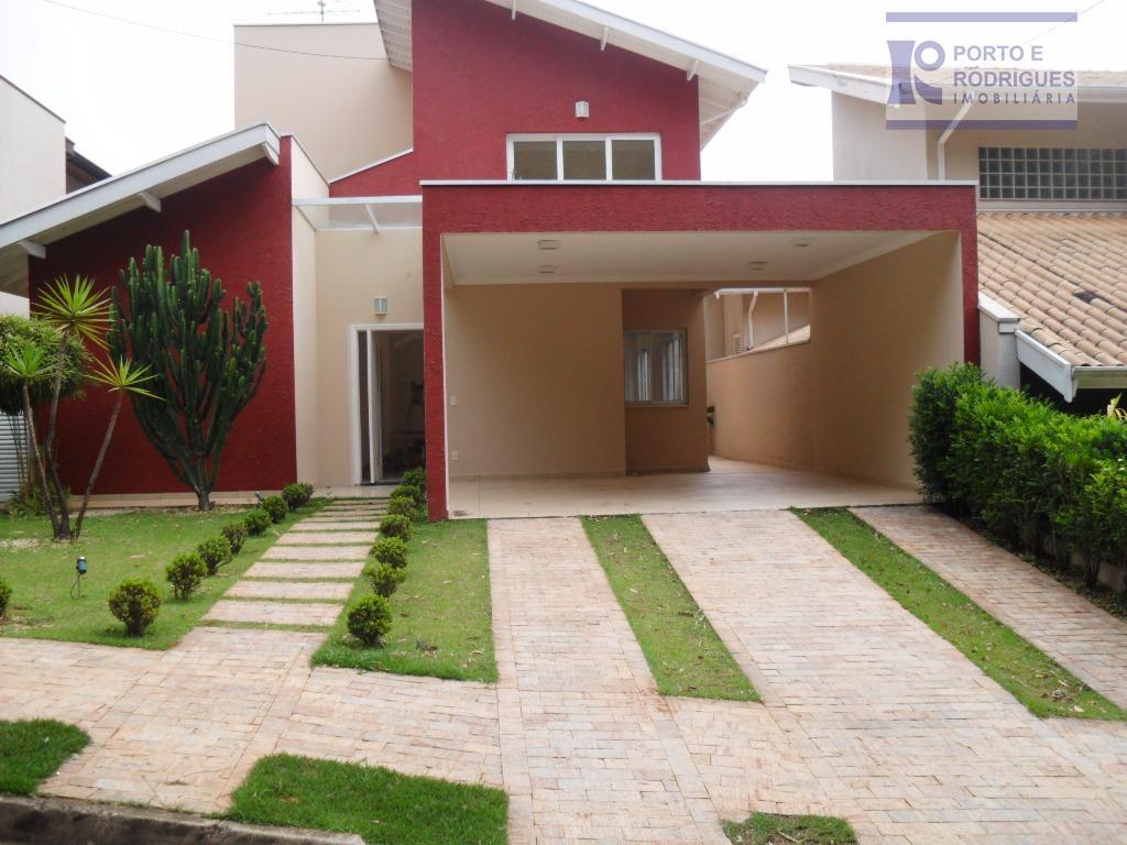 Casa  residencial para locação, Parque Prado, Campinas.