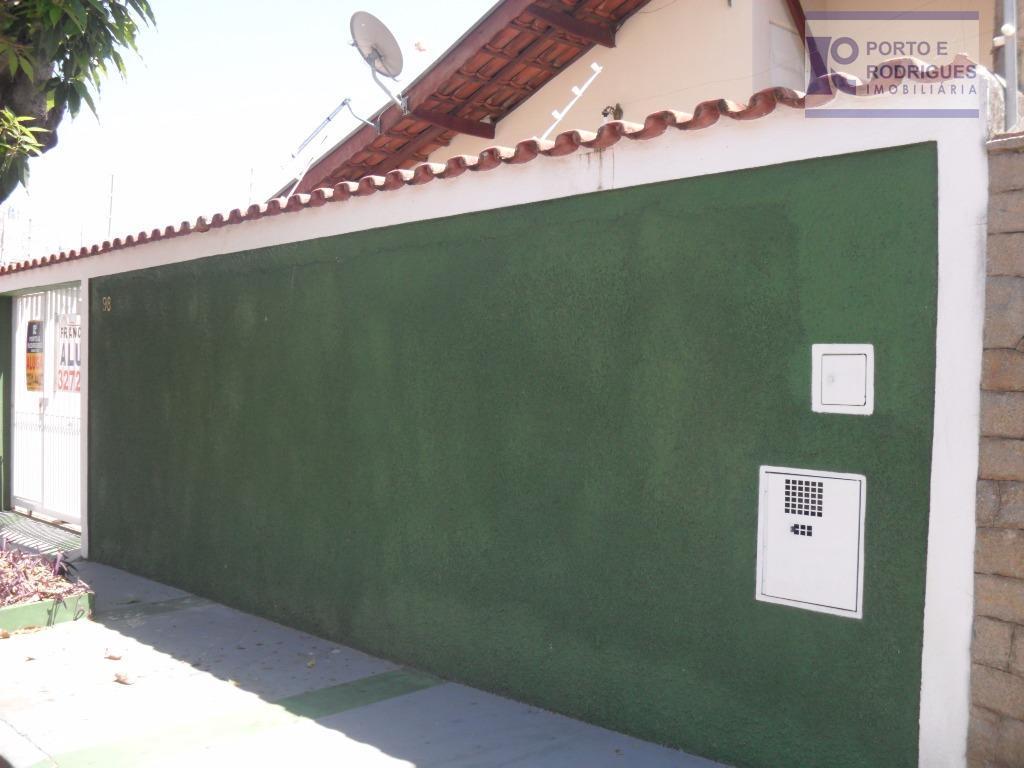 Casa  residencial para locação, Ponte Preta, Campinas.