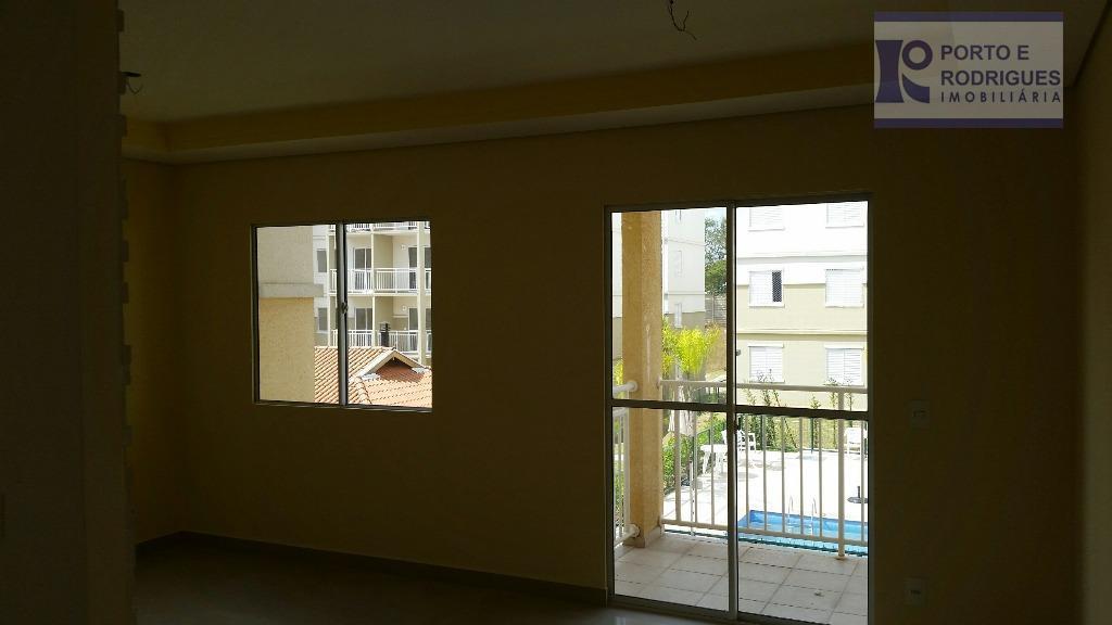 Apartamento residencial para locação, Vila Carlota, Sumaré.