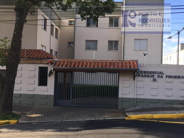 Apartamento residencial para venda e locação, Loteamento Parque São Martinho, Campinas.