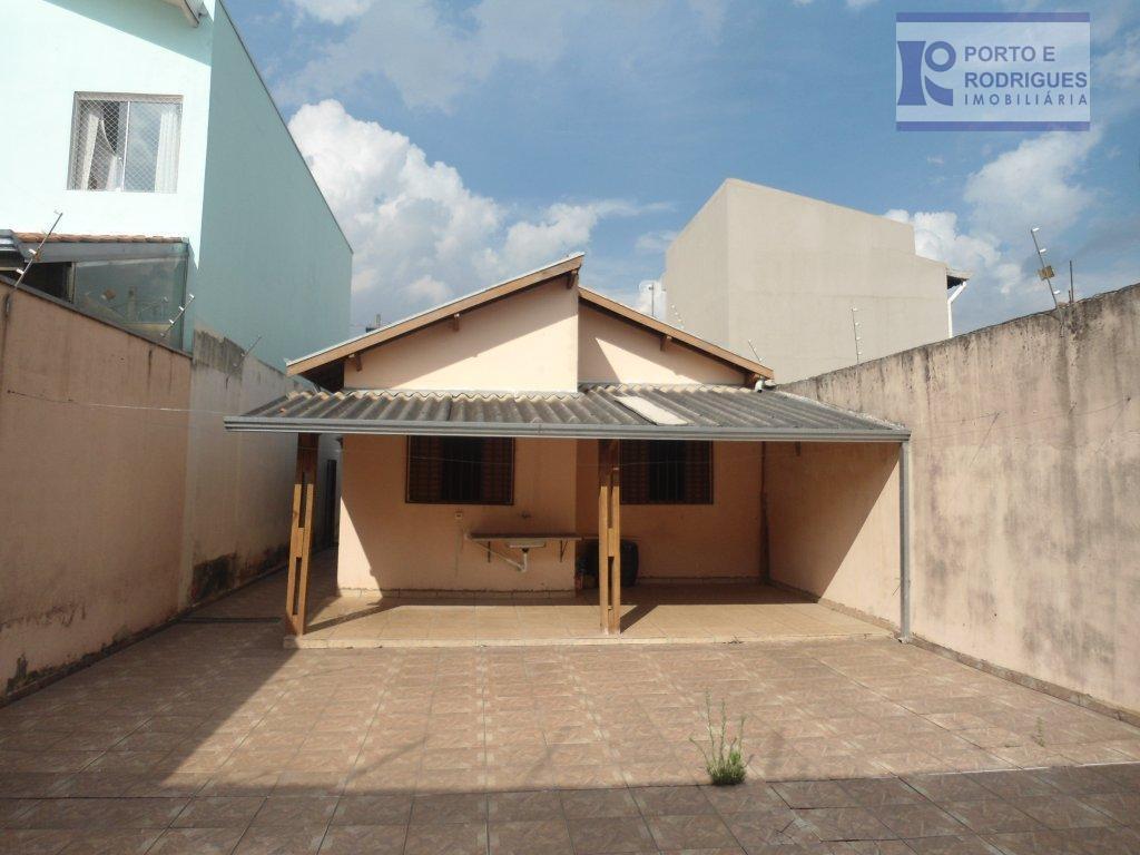 Casa residencial à venda, Parque Eldorado, Campinas.