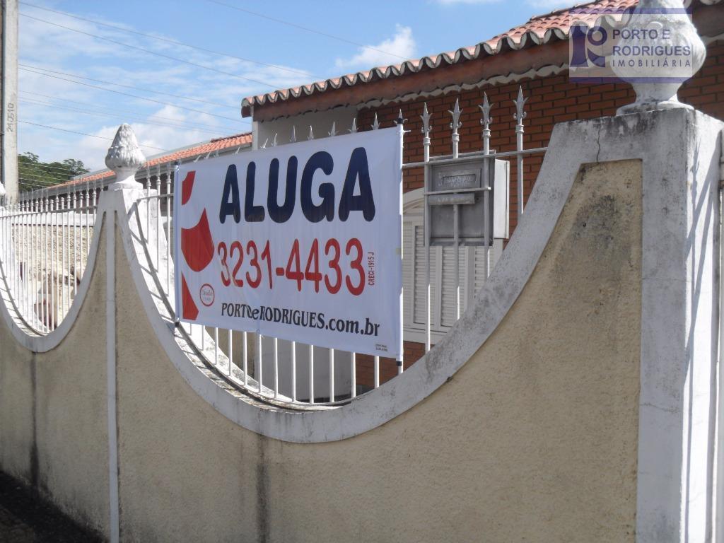 Casa residencial para locação, Vila Orozimbo Maia, Campinas.