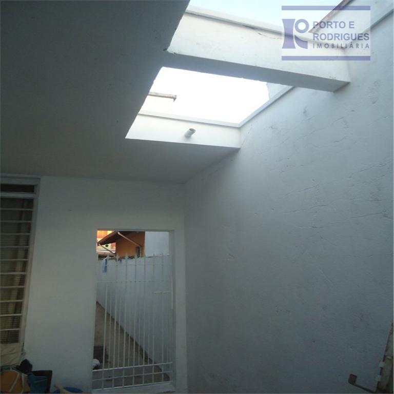 excelente negócio para investidor: casa residencial com 174 m2 de construção em terreno de 10 x...