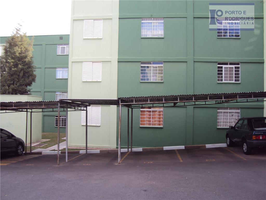 Apartamento residencial à venda, Parque Residencial Vila União, Campinas.