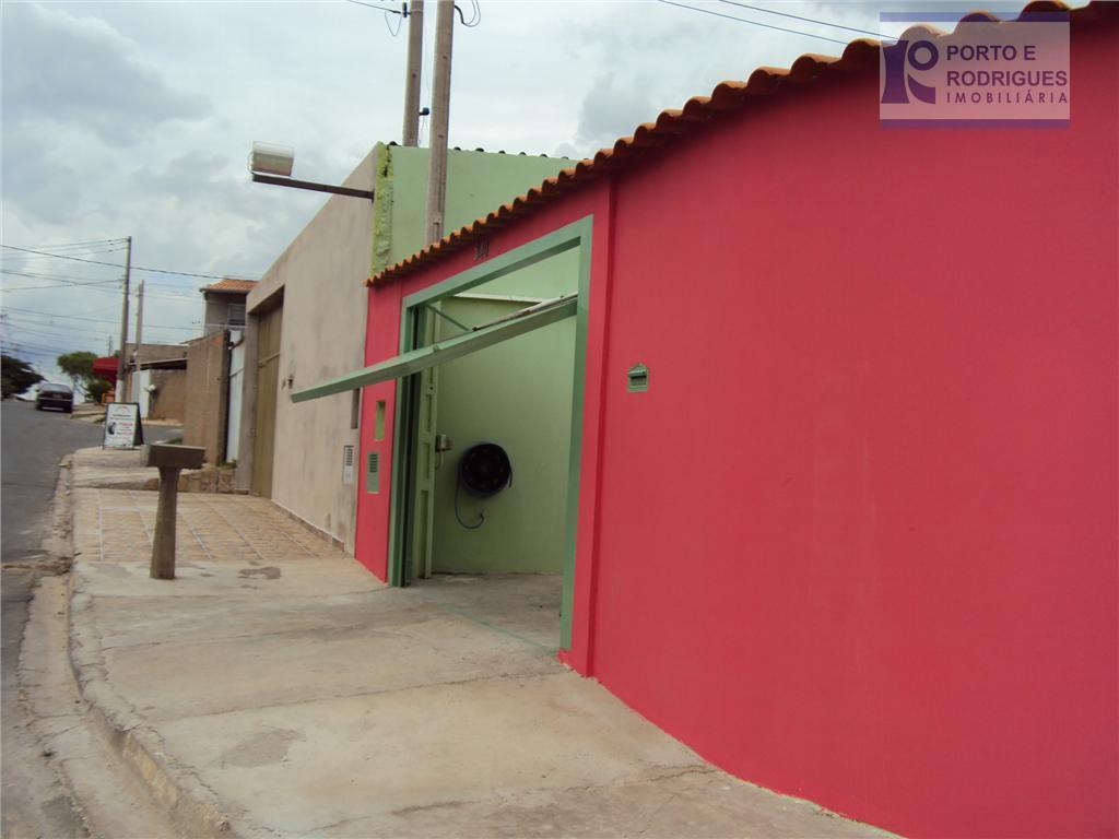 Casa residencial à venda, Residencial Nova Bandeirante, Campinas.