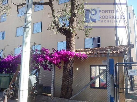 Apartamento residencial à venda, Jardim Campineiro, Campinas.
