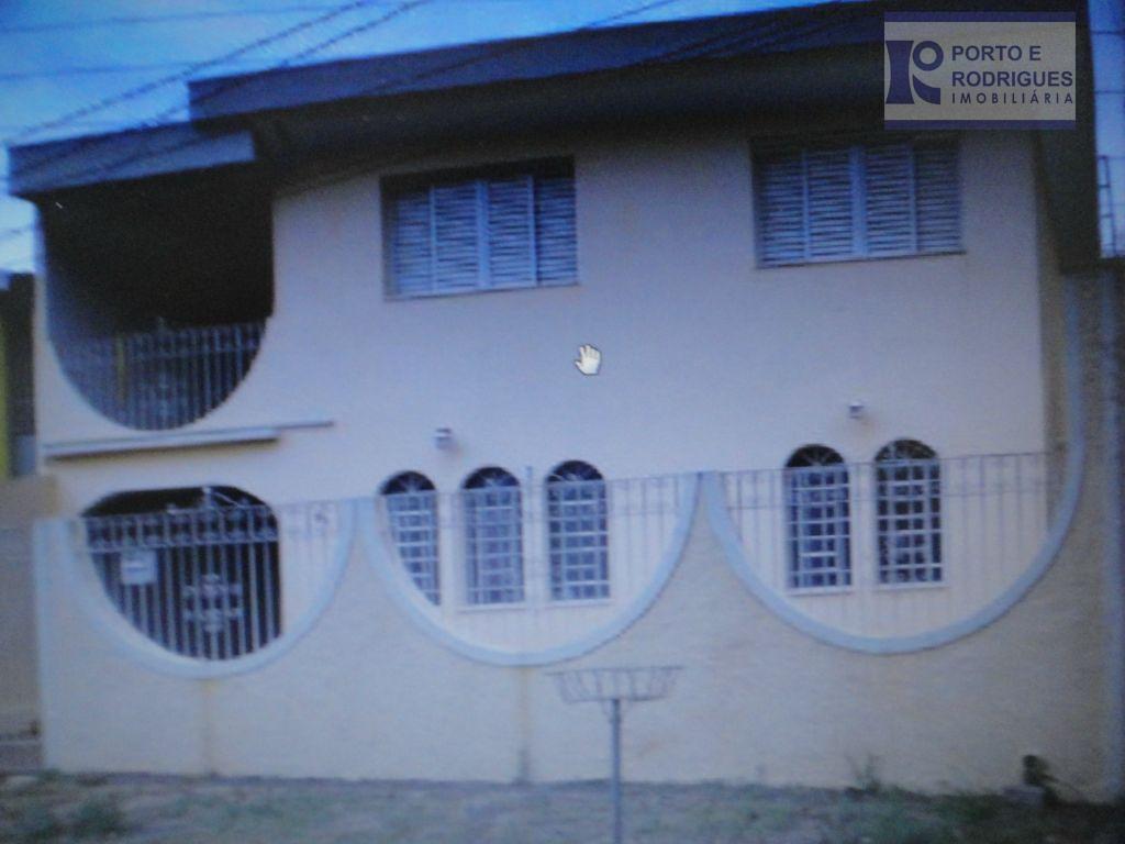 Sobrado residencial à venda, Chácara da Barra, Campinas.