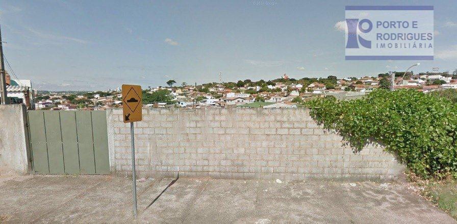 Terreno residencial à venda, Jardim Santana, Campinas.