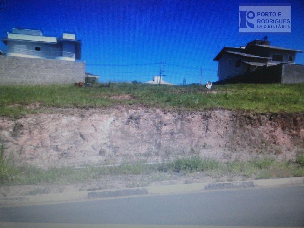 Terreno residencial à venda, Fazenda Santana, Valinhos.