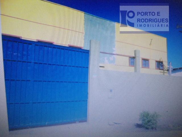 Barracão comercial à venda, Jardim Itatinga, Campinas.
