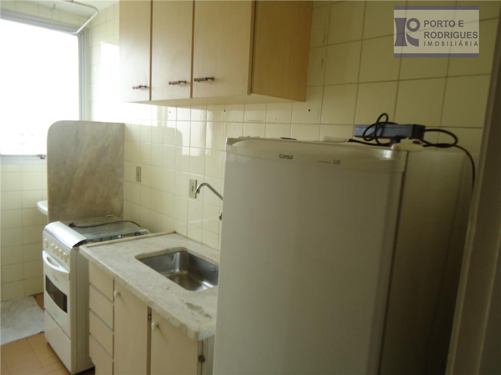 Kitnet residencial à venda, Botafogo, Campinas.