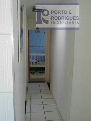 exclente apartamento, com 03 dormitórios, 02 wc´s, sala, área de serviço, armários embutidos, salão de festas...