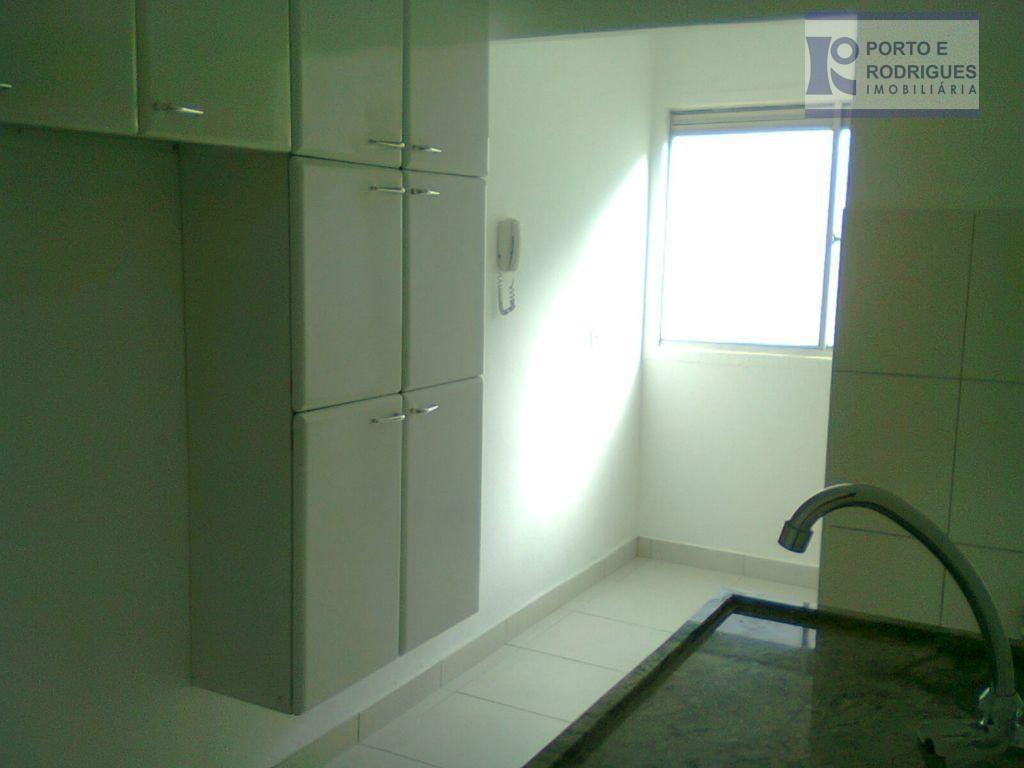 Apartamento residencial para locação, Vila Progresso, Campinas.