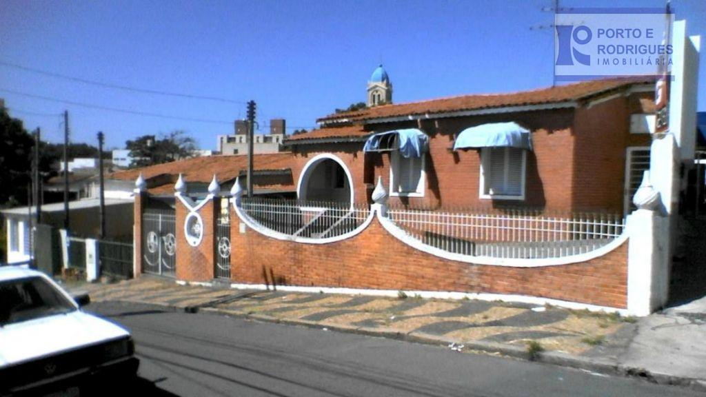 Casa comercial à venda, Ponte Preta, Campinas.