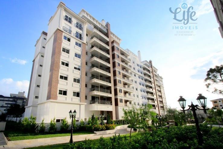 Apartamento residencial à venda, Vila Izabel, Curitiba - AP0030.