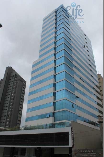 Sala comercial para locação, Alto da Glória, Curitiba.