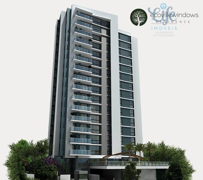 Apartamento residencial à venda, Campina do Siqueira, Curitiba - AP0037.