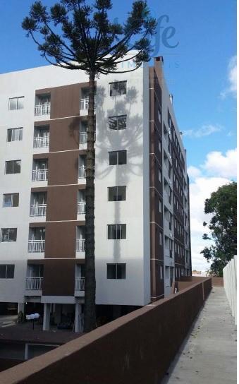 Apartamento residencial à venda, Atuba, Curitiba.