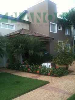 Sobrado residencial à venda, Condomínio Arara Verde, Ribeirão Preto - CA0029.