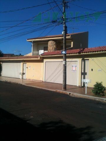 Casa Residencial à venda, Jardim Califórnia, Ribeirão Preto - CA0105.