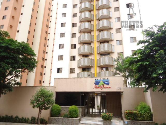 Apartamento Residencial para locação, Santa Cruz do José Jacques, Ribeirão Preto - AP0072.