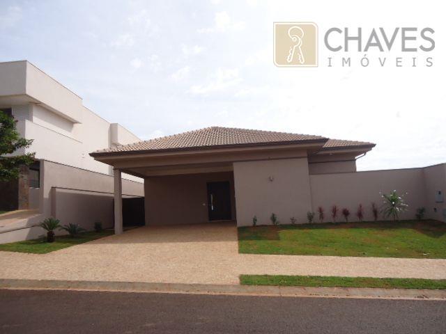Casa Residencial à venda, Condomínio Guaporé, Ribeirão Preto - CA0037.