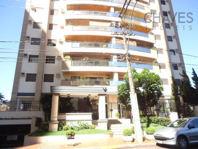 Apartamento residencial para locação, Jardim Irajá, Ribeirão Preto - AP0268.