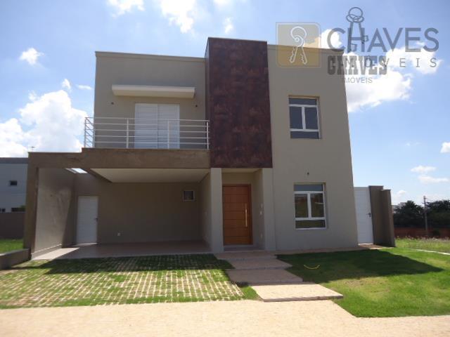 Casa residencial à venda, Quinta da Primavera, Ribeirão Preto - CA0136.