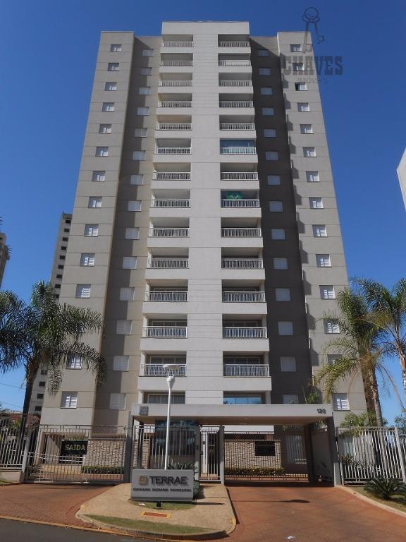 Apartamento Residencial à venda, Jardim Nova Aliança Sul, Ribeirão Preto - AP0210.