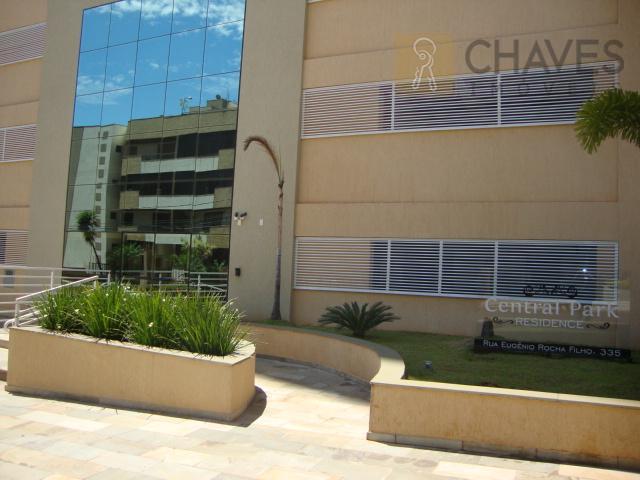 Apartamento Residencial à venda, Jardim Irajá, Ribeirão Preto - AP0107.