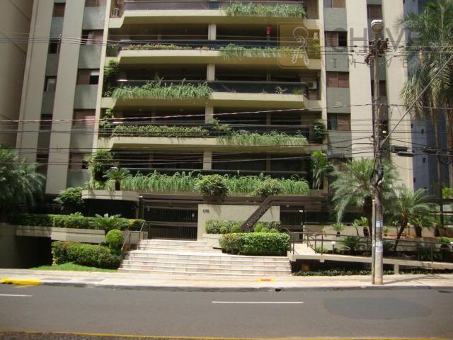 Apartamento residencial à venda, Higienópolis, Ribeirão Preto.