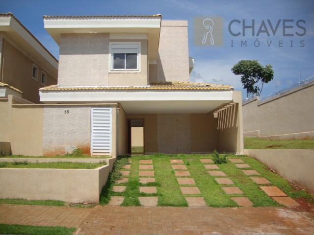 Casa residencial à venda, Vila do Golfe, Ribeirão Preto.