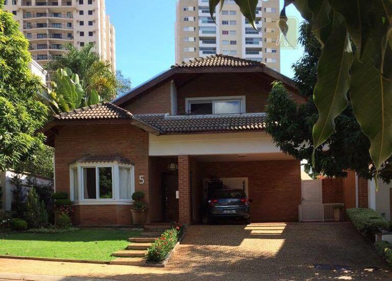 Casa residencial à venda, Jardim Botânico, Ribeirão Preto.