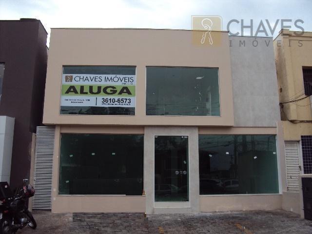 Salão comercial para locação, Jardim Sumaré, Ribeirão Preto.