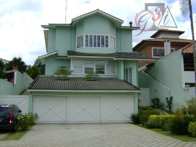 Casa Residencial à venda, São Paulo II, Cotia - CA0994.