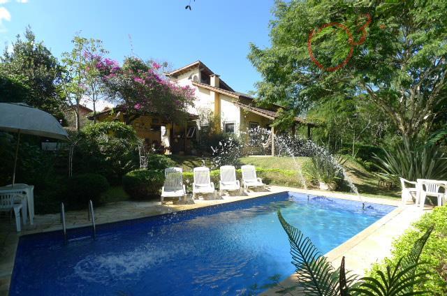Casa residencial à venda, Cond. Patrimonio do Carmo, São Roque - CA4589.