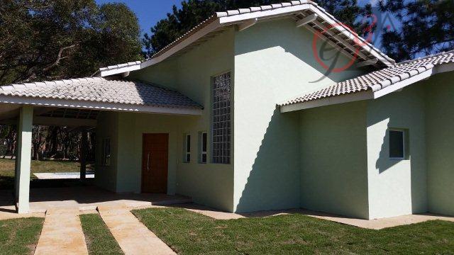 Casa residencial à venda, Sítios Lagos de Ibiúna, Ibiúna.