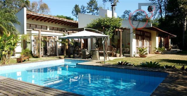 Casa residencial para venda e locação, Jardim Mediterrâneo, Cotia - CA4448.