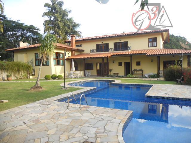 Casa residencial à venda, Jardim Mediterrâneo, Cotia.