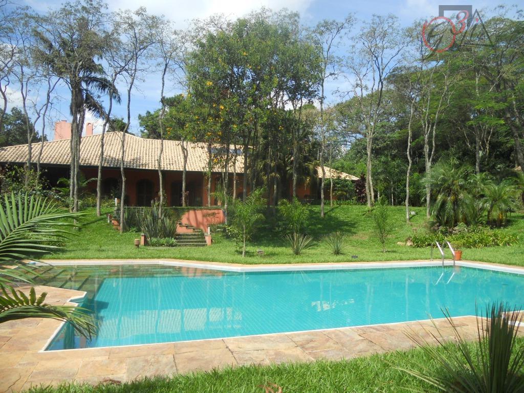 Casa residencial à venda, Parque Silvino Pereira, Cotia - CA5286.