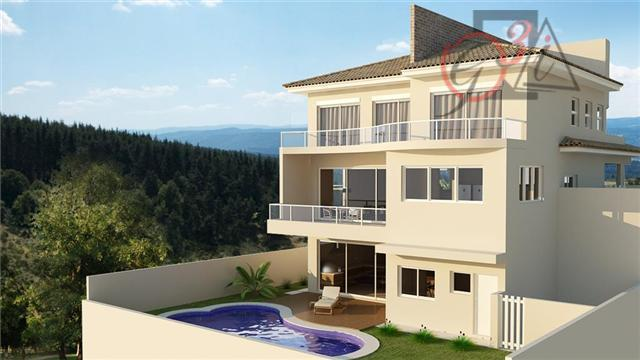 Casa  residencial à venda, Alphaville