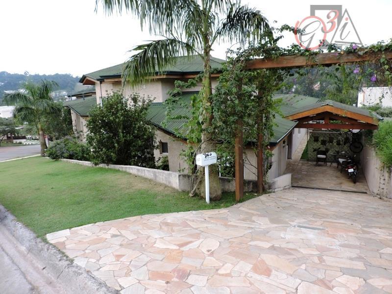Casa  residencial à venda, Reserva Santa Maria, Jandira.