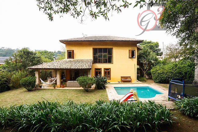 Casa residencial à venda, Aldeia da Fazendinha, Carapicuíba - CA5515.
