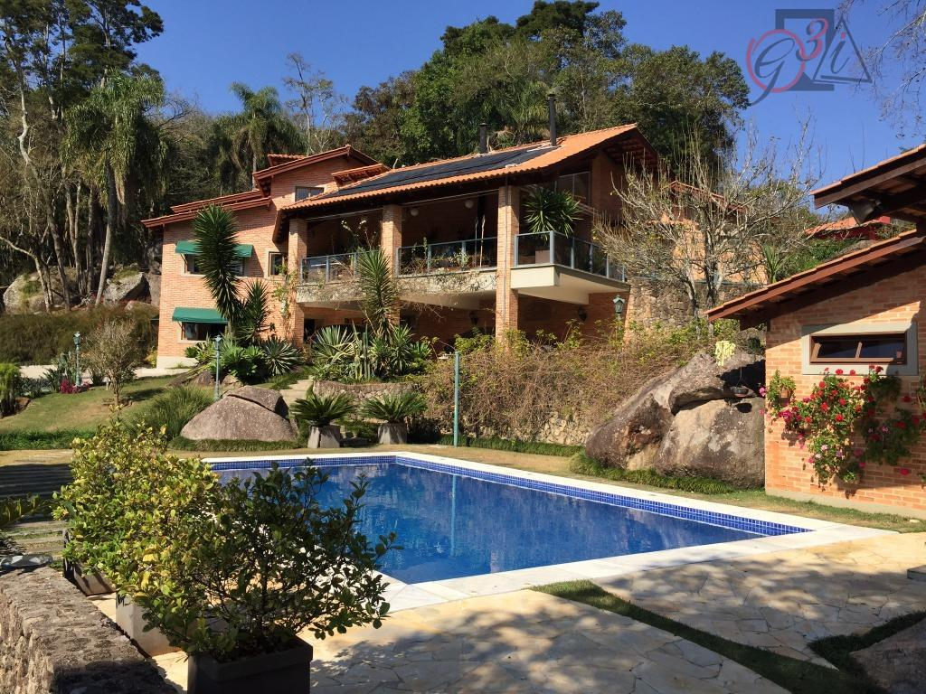 Casa residencial à venda, Condomínio Porto de Ibiúna, Ibiúna.