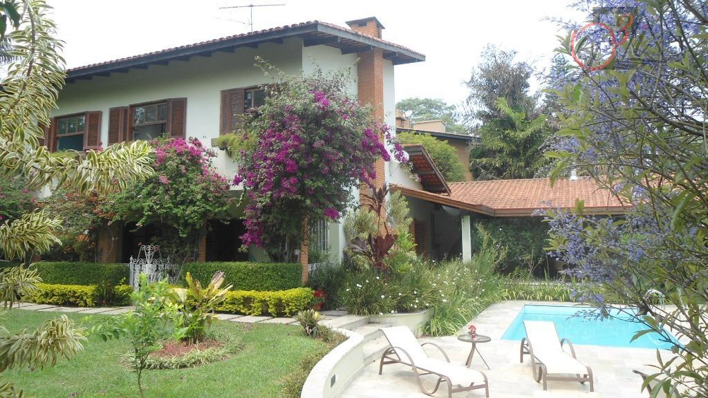 Casa residencial à venda, Miolo da Granja, Cotia - CA5645.