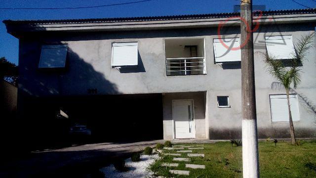 Casa residencial à venda, São Fernando Residênce Barueri - CA5704.