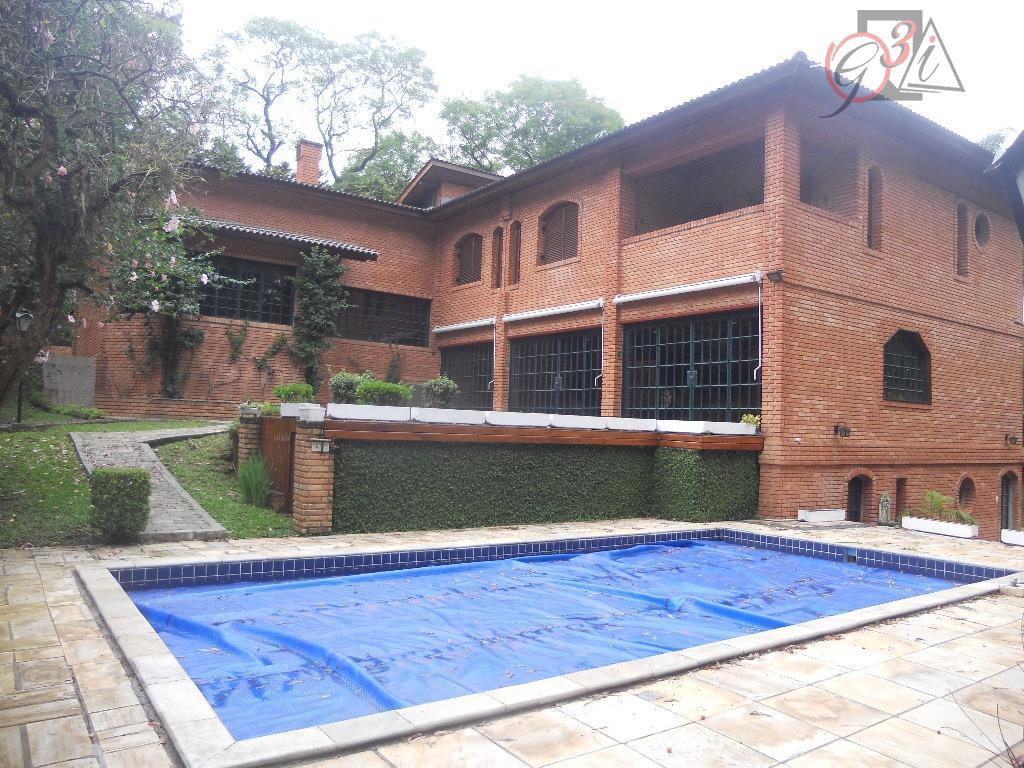 Casa residencial à venda, Villa Vianna, Cotia - CA5708.