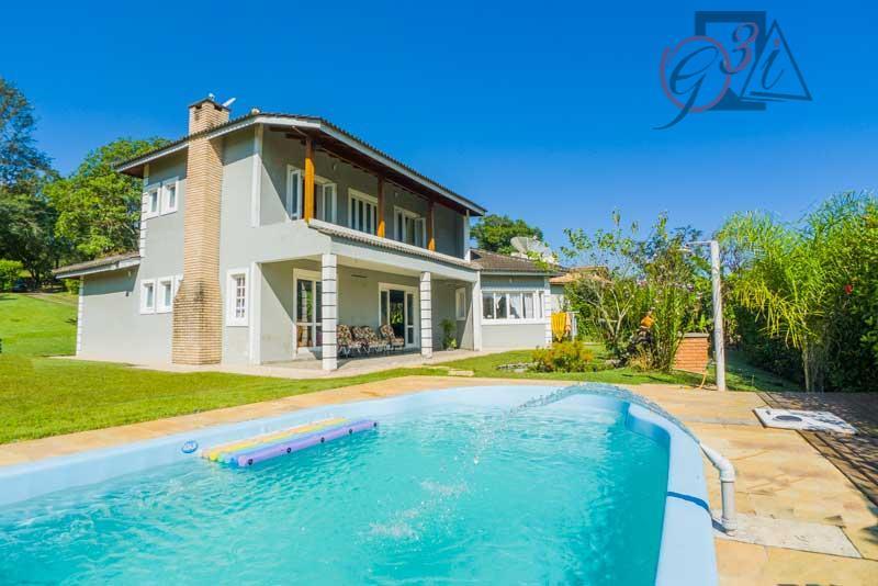 Casa residencial à venda, Patrimônio do Carmo, São Roque - CA6141.