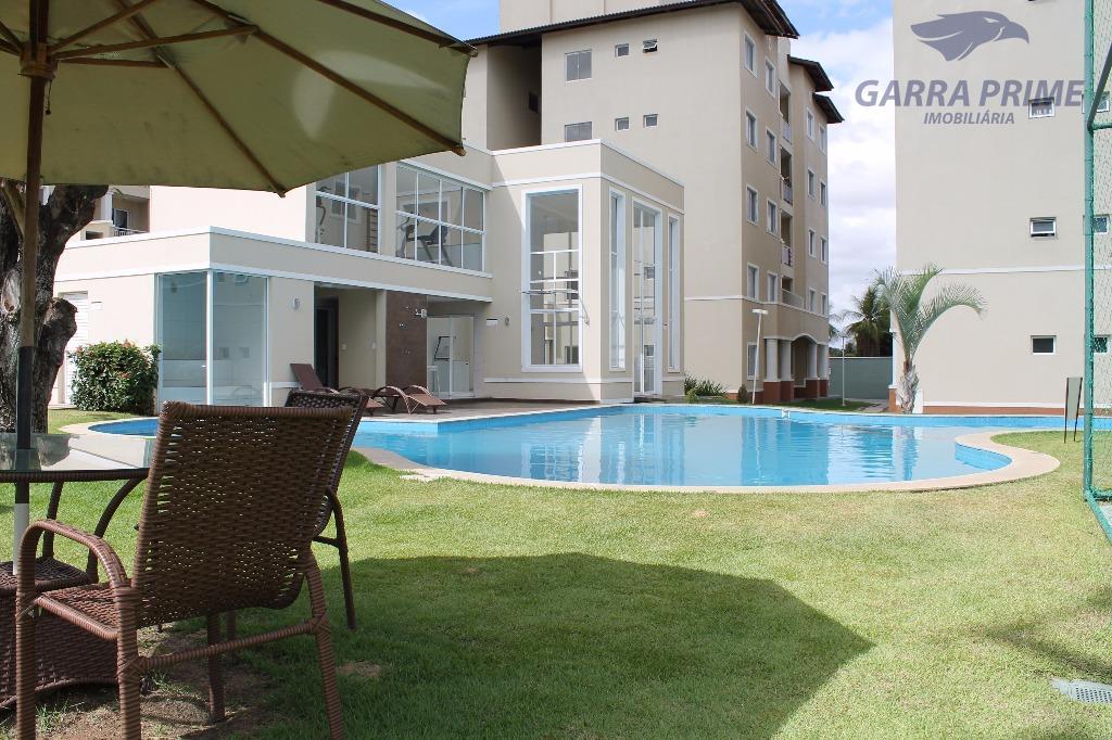 Apartamento Pronto para morar no Passaré, com 3 quartos e 1 vaga de garagem.