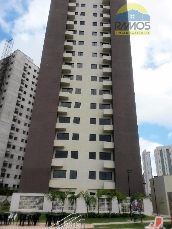 Apartamento residencial à venda, Ponta Negra, Natal.